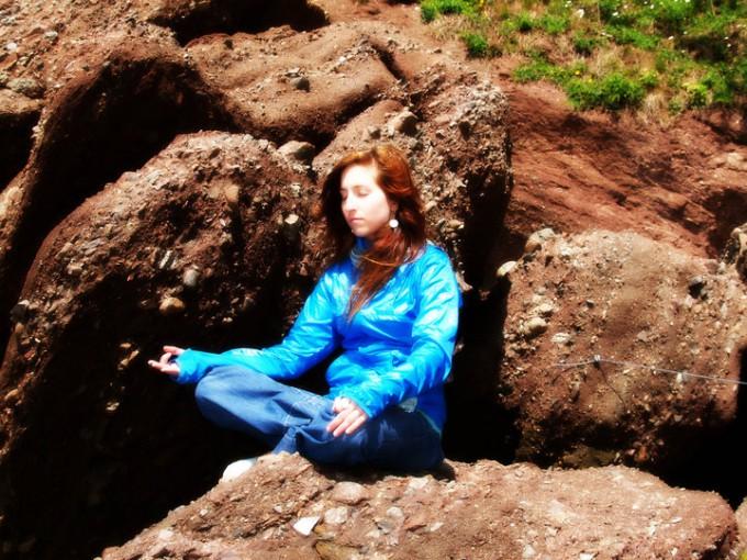 Carole - méditation
