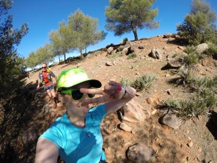 Entrainement dans le désert Marocain pour le Marathon des Sables 2015