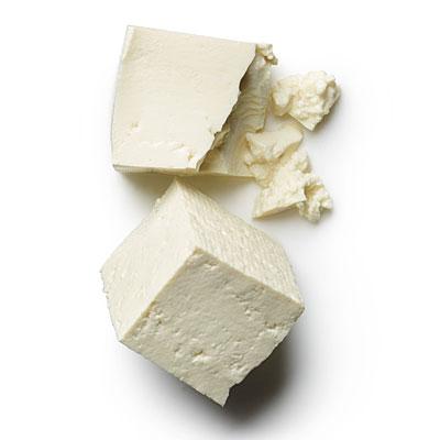 Tofu - Salade roquette tempeh
