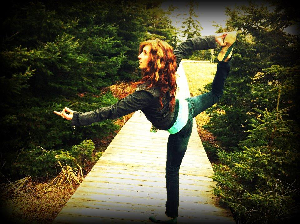 Carole - yoga - danseur