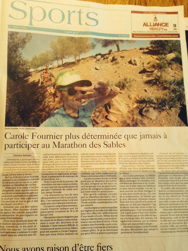 Carole - médias - MDS - mars 2014